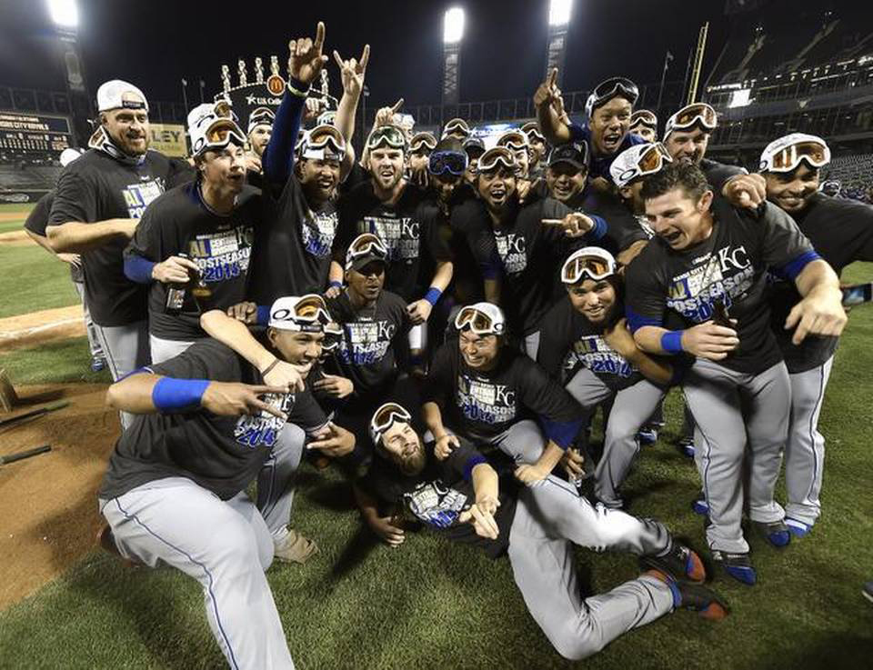 Kansas City Royals Playoff Birth
